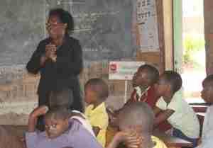 school mwana ukundwa