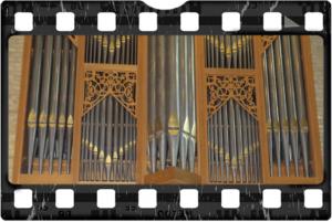 Orgelconcert in beeld en geluid @ Oosterlichtkerk